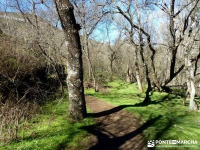 Río Lozoya; Pontón Oliva; Senda Genaro; senderismo madrid grupos; fin de semana senderismo;ruta de
